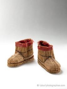 costumes-enfants // Benjamin Soligny - Musée Guimet