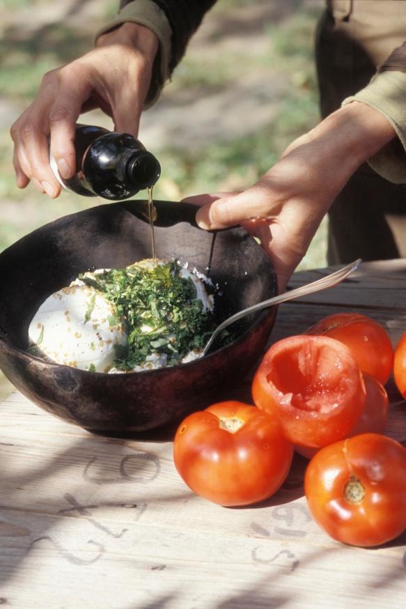 En Camping, carnet de vacances gourmand