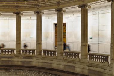 Palais Galliera vu de nuit