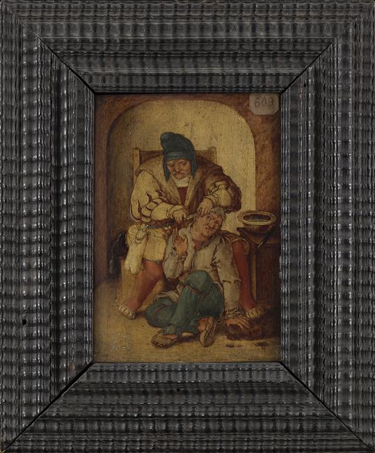 Lucas de Leyde (dit), van Leyden Lucas (1494-1533)