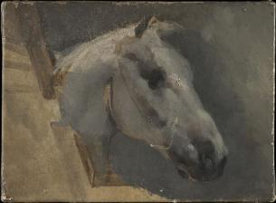 Géricault Théodore (1791-1824), peintre, sculpteur