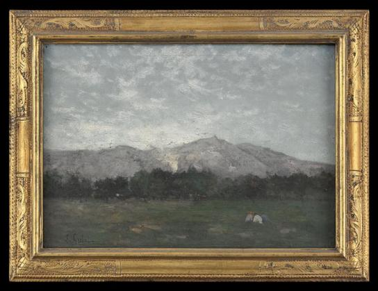 Grobet Louis (1851-1917), peintre