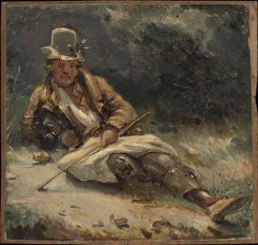Loubon Emile Charles Joseph (1809-1863) , peintre