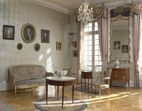 Hôtel particulier construit en 1876 par l'architecte Gabriel Clauzel pour Alexandre Labadié. Actuel musée Grobet Labadié